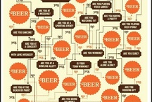 Beer Infographics / Everything you ever wanted to know about Beer! Visit The Beer Brewing Book for even more beer factoids to impress your friends. http://thebeerbrewingbook.com/