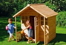 Pimp My Playhouse / Inspiration for my 2 small boys' playhouse
