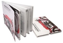 Custom Marketing Kits / Unique, custom promotional packaging designed to your specifications or from samples, swatches or boards.  Our feature-packed binders, laminated boxes, presentation folders and slipcases protect display and protect your product.