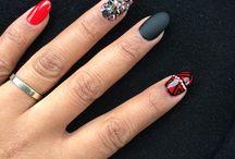 Nails / Beautiful nail designs.