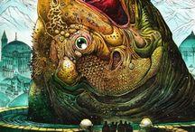 Lovecraft / by Maciek HoneyFlavour