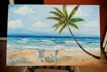 Canvas paintings I want to try to do