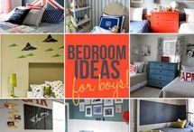 Boys Room / Room decor for boys