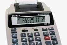 Electronics - Calculators