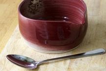 ceramics~cups, pots, mugs, bowls, vases and more...