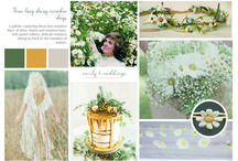 Emily K Weddings - Wedding Day Moodboards / A few wedding day inspiration boards by Emily K Weddings. Image credits can be found on https://emilykweddings.com/inspiration/