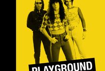 Playground: Growing Up in the New York Underground / This incredible photo memoir is Paul Zone's collection of personal images never before released to the public, a worthy tribute to underground rock royalty. / by Glitterati Incorporated
