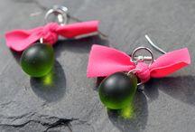 Earrings - Náušnice