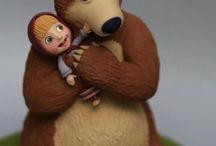 Maša a medved