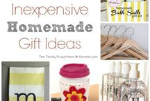 Budget Friendly Gift Ideas / Gift ideas for any occasion...birthdays, holidays, secret pal ideas and more!