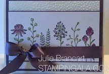 Stamp Sets - Flowering Fields
