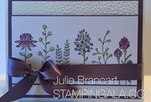 Stamp Sets - Flowering Fields