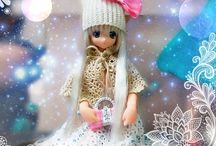 Вязание для кукол Azone
