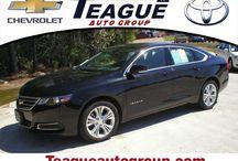 Used 2014 Chevrolet Impala LT $24,995 /  Sales: (870) 639-4386 Services: (870) 639-4383       1830 West Hillsboro, El Dorado, AR 71730