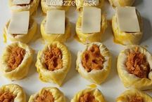 tavuk patatesli sandal börek