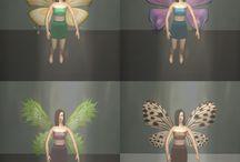{Sims 2} Theme: Fairies