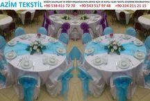 Masa Sandalye Giydirme / Masa sandalye giydirme, özellikle düğün salonları özel organizasyon yerleri restaurantlar gibi görsellik gerektiren yerlere masa ve sandalye kumaş giydirme firması İLETİŞİM : +90 532 797 08 20