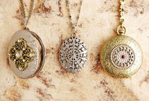 Lockets  / by Vickie Calnon-Kean