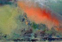 Landscape Expressionism / Original artworks inspired by stunning landscapes