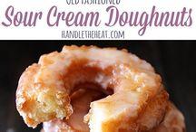 Donuts and Cinnamon Buns