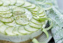 Recetas - Cheesecakes Saladas