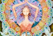 ☽ GODDESS ☾ the Sacred Feminine
