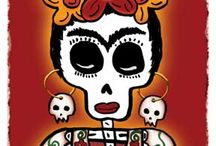Day of dead / by Kitty Carson
