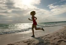 Running / by Elizabeth Lenz