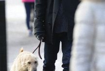 Robert & His dog *