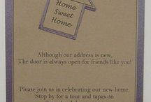 Housewarming Party Ideas / by Amber Furst