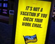 Time Off and Vacation / by Psychologically Healthy Workplace Program