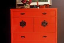 Painted Furniture / by Kristen Harper