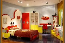 Kid's Bedroom / by Amber Bachim