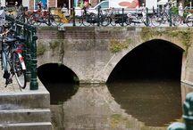 Den Bosch / De stad Den Bosch, met o.a. de Sint Jan en de Diezen