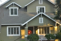 Dunn Edwards Exterior paint color / by Oh Nakorn
