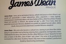 James Dean...