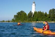 Kayak door county