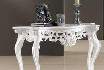 Wood furniture / Mobila din lemn masiv, cu ornamente sau simpla. Un plus de stil, design impecabil, potrivite pentru orice casa.