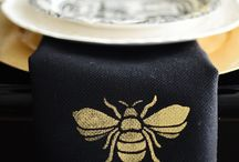 chalkpaint bee