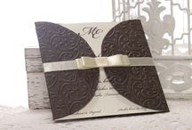 Hot Chocolate / wedding invitation by Erika Velsicz www.velsicz.sk