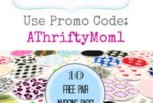 Christmas Gift Ideas ~Online, Shipped Free / by A Thrifty Mom