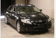 Toyota Camry 2008 Black - Get a good quality car from Japan / Refer:Ninki26696 Make:Toyota Model:Camry Year: 2008 Displacement:2400cc Steering:RHD Transmission:AT ColorBlack FOB Price:8,400 USD Fuel:Gasoline Seats  Exterior Color:Black Interior ColorBeige Mileage:103,000 km Chasis NO:ACV40-3151670 Drive type  Car type:Sedans