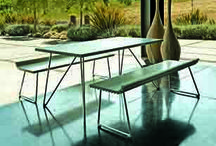 Cafe & Outdoor / cafe seating, outdoor seating, break rooms
