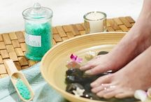 """""""Treat Yourself"""" Crafts / Because sometimes you just need to pamper yourself. These DIY scrubs, bath bombs, and more from makeityourselfmagazine.com are sure to make you look and feel refreshed."""