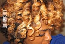 HAIR AND MORE HAIR