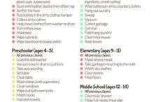 Chores & Life Skills