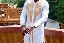 afrikanische Kleidung