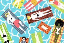 Texturas + Patrones / by Susana Grau Calle