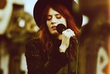 Never Let Me Go / Florence Welch, you are the greatest.