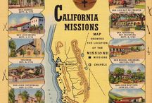 California Missions / I want to visit every mission / by Sheri Gent